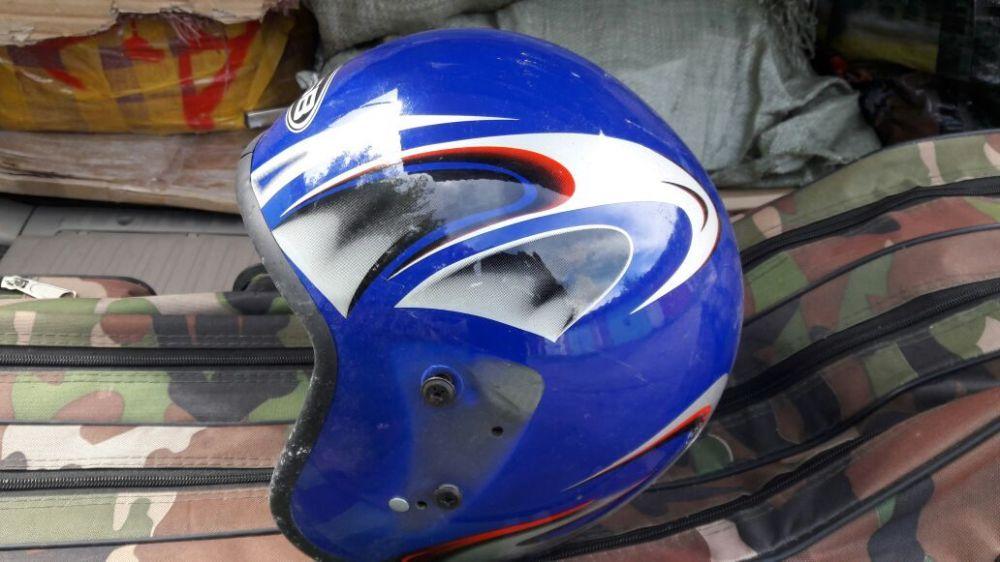 Новый шлем для квадроцикла