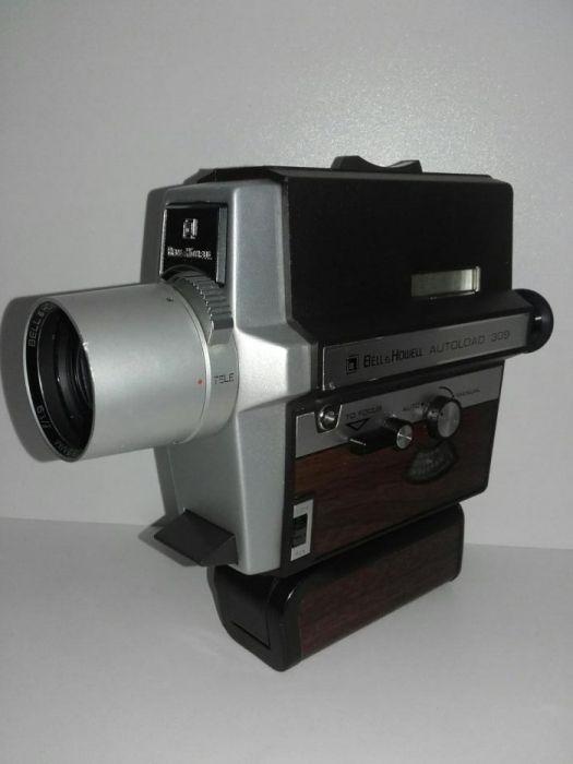 Camera filmat Bell&Howell 8mm de colectie 1968 Japonia