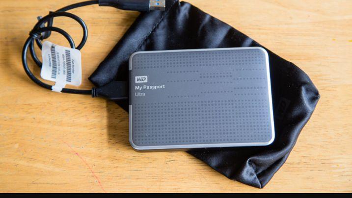 HD esterno 2TB novo