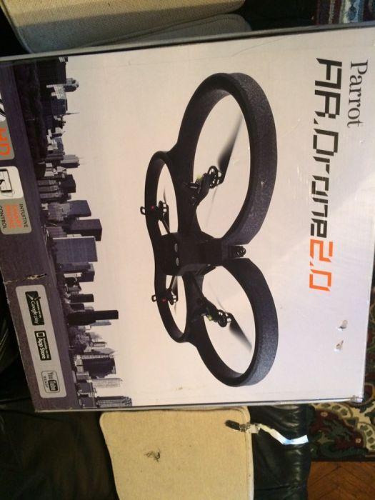 AR Drone 2.0 drona