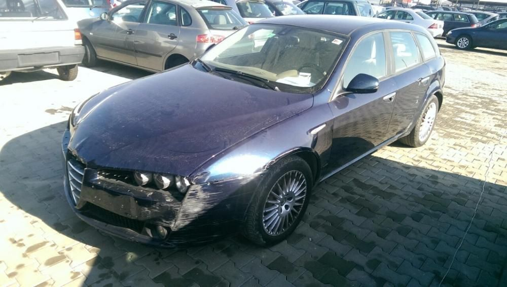 НА ЧАСТИ! Alfa Romeo 159 SW, 2.4 JTDM 200 кс. Алфа Ромео 159