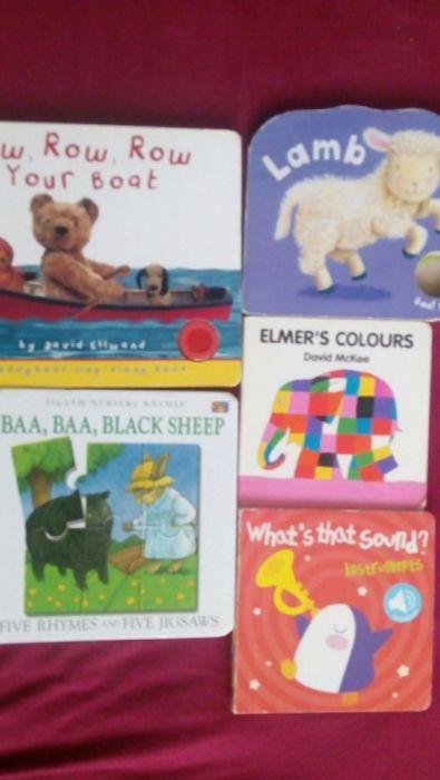 Английски занимателни книжки