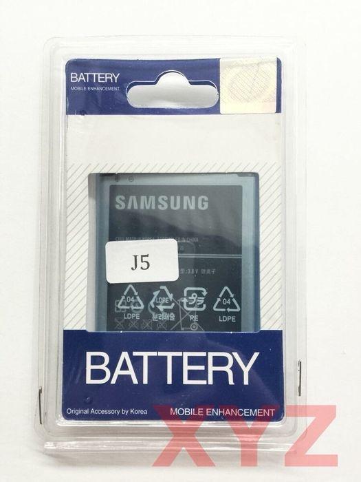 Baterias originais de Samsung J3,J5 e grand-prime