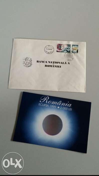 Vand bancnota Eclipsa 1999 (seria 001A)
