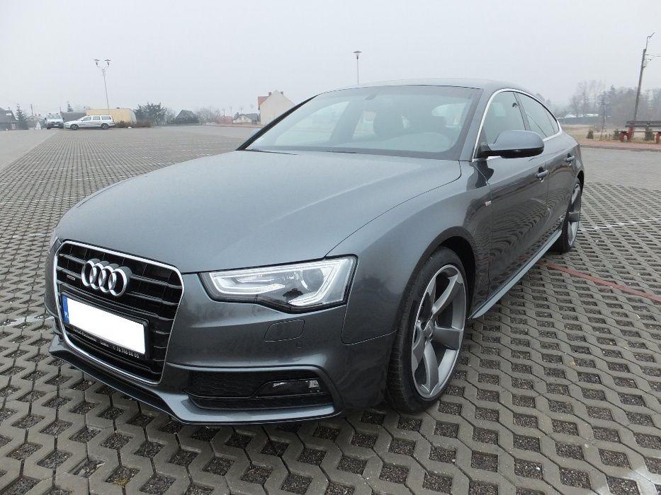 Dezmembrez Audi A5 Facelift 2014 Sportback