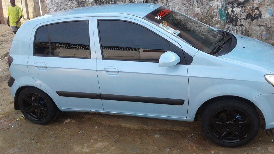 Hyundai Getz Samba - imagem 2