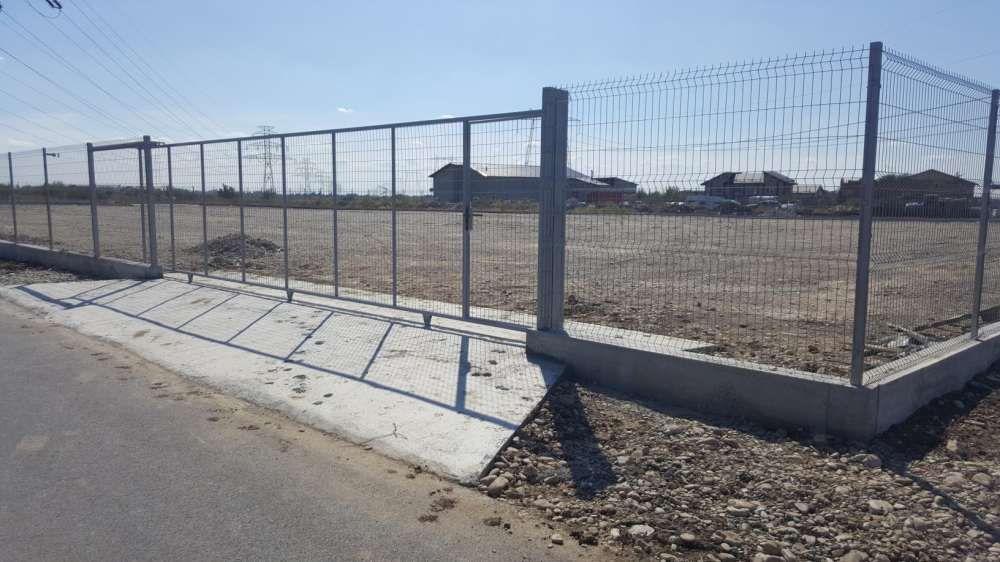 Garduri cu PANOURI BORDURATE.terenuri,case,gradini la preturi mici