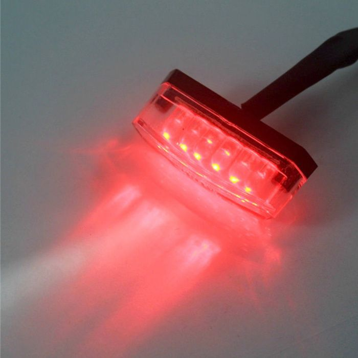 Stop moto ATV Bobber Led mini