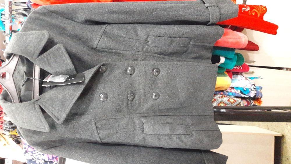 Пальто новое Amisu демисезонное