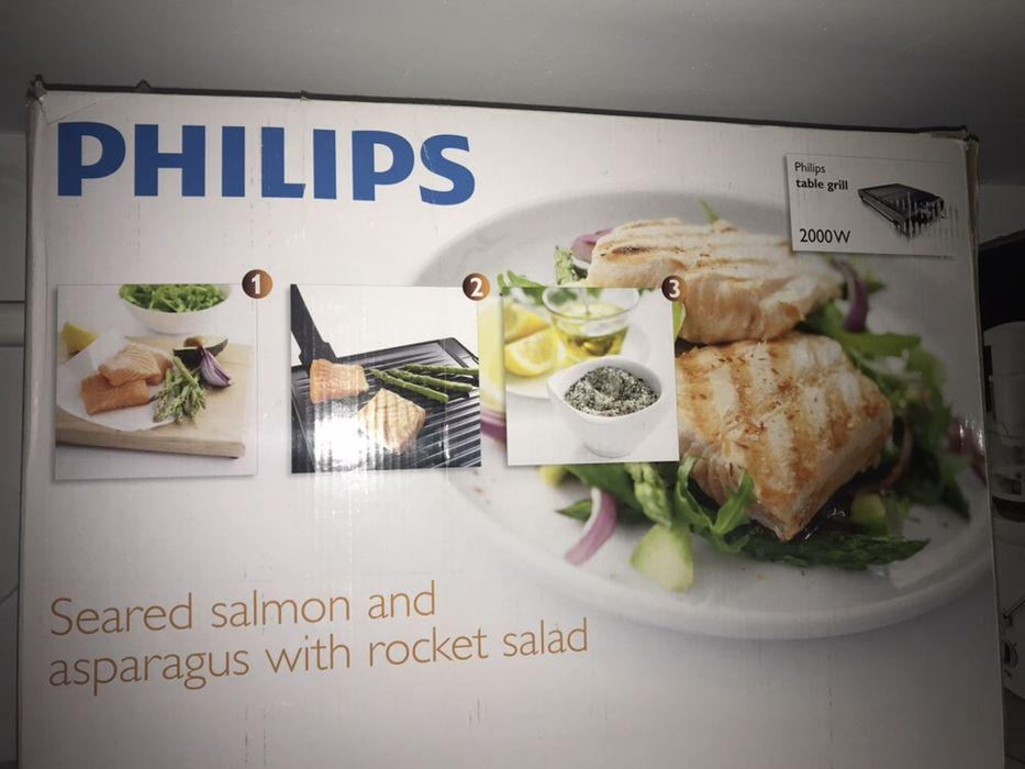 Grill electric Philips