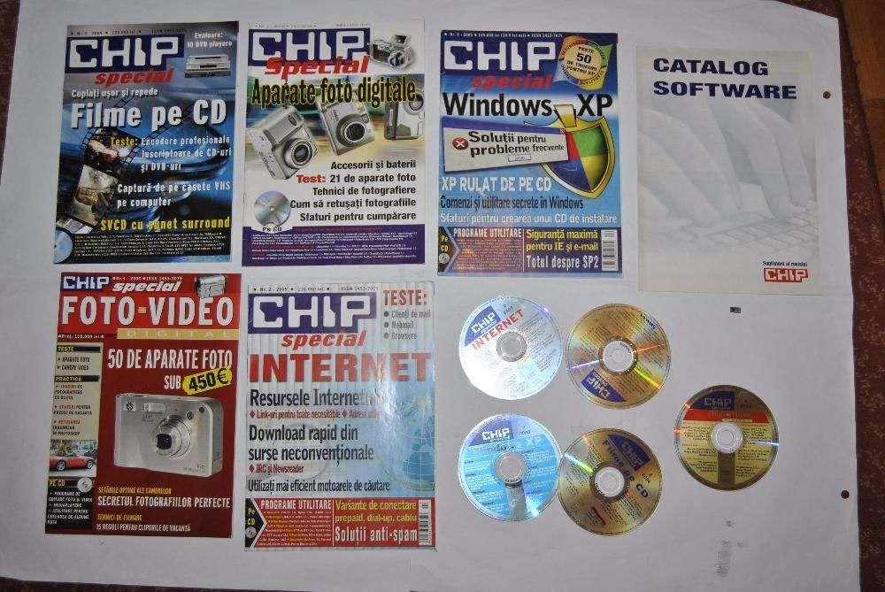 Reviste Chip special si altele