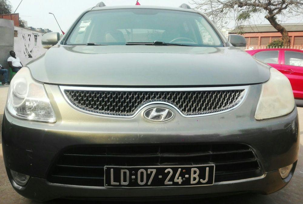 Vendo este Hyundai Vera Cruz