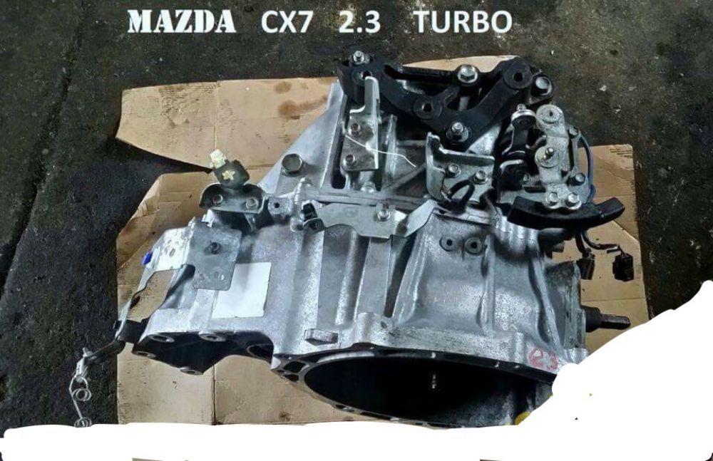 cutie viteze Mazda cx7 2.3 benzina 260 cai 4x4