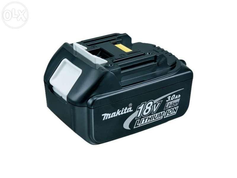 Makita батерия 18V, 3Ан и 4Ан Нови ТОП цена!! До изчерпване на колич.