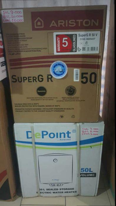 Termo acumulador Depoint