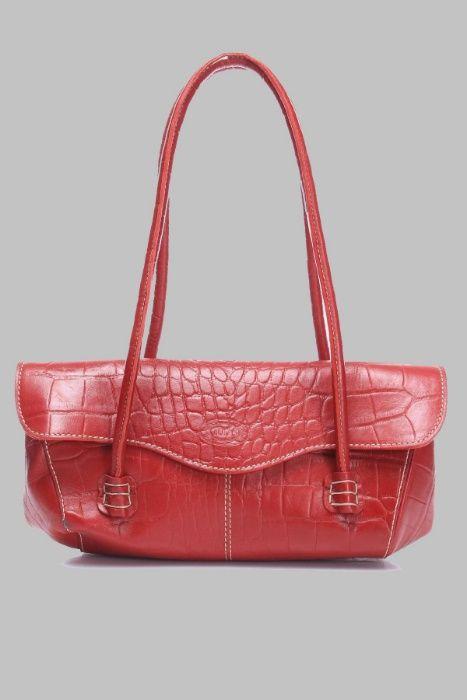 fb77362b7b7 Оригинална TOD's дамска чанта, отлично състояние червена гр. София - image 1