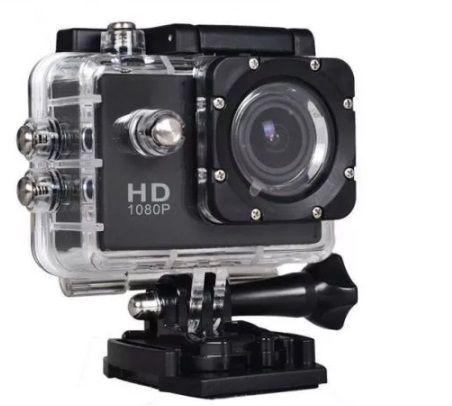 Екшън Камера 1080p 16 MP с аксесоари - Waterproof Action Camerа