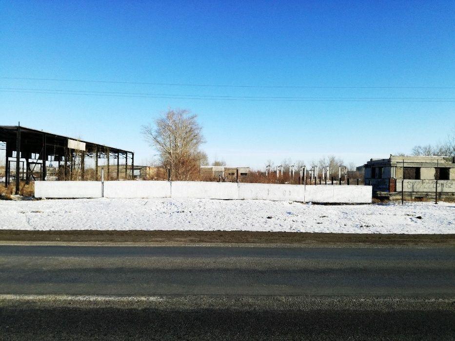 Продам земельный участок 0.45га., в г. Костанай.