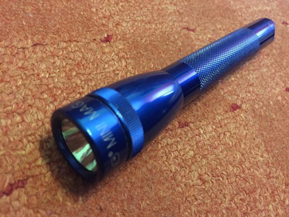 Lanternă Mini MagLite M2A, 2xAA