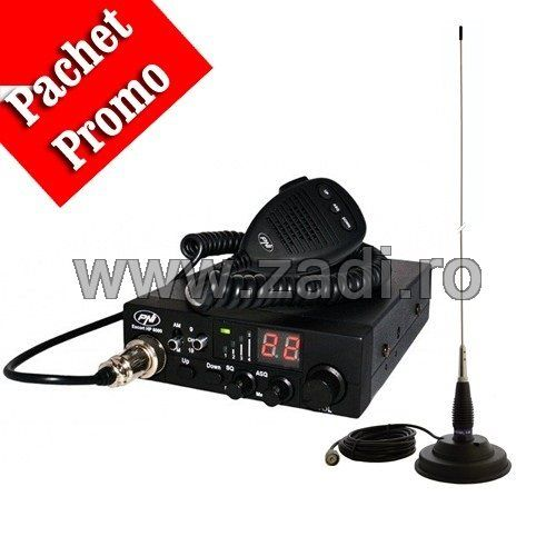 Statie-pni-model-HP8001L-antena ml145-inaltime 140cm-CALIBRARE