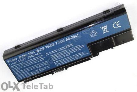 Батерия 5200mah за лаптоп Acer Aspire 5310,5315,5710,5720,5920,6930 77