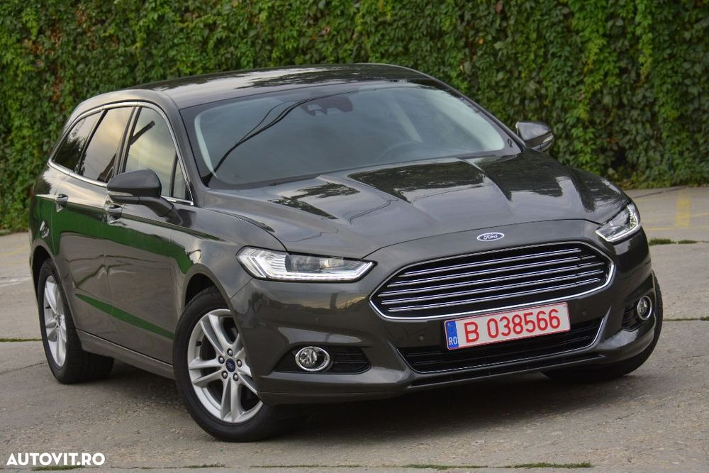 Ford Mondeo Full LED, Automat, Piele, 150cp