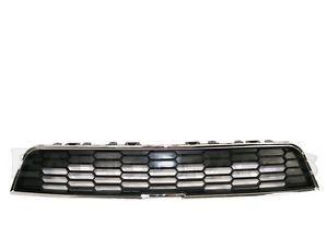 Решетка радиатора вверх. Шевроле Авео (Т300) /Chevrolet Aveo 2011