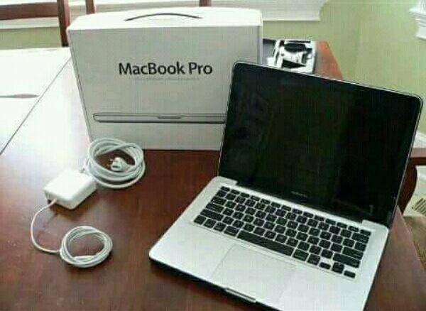 Vende-se computador macbook