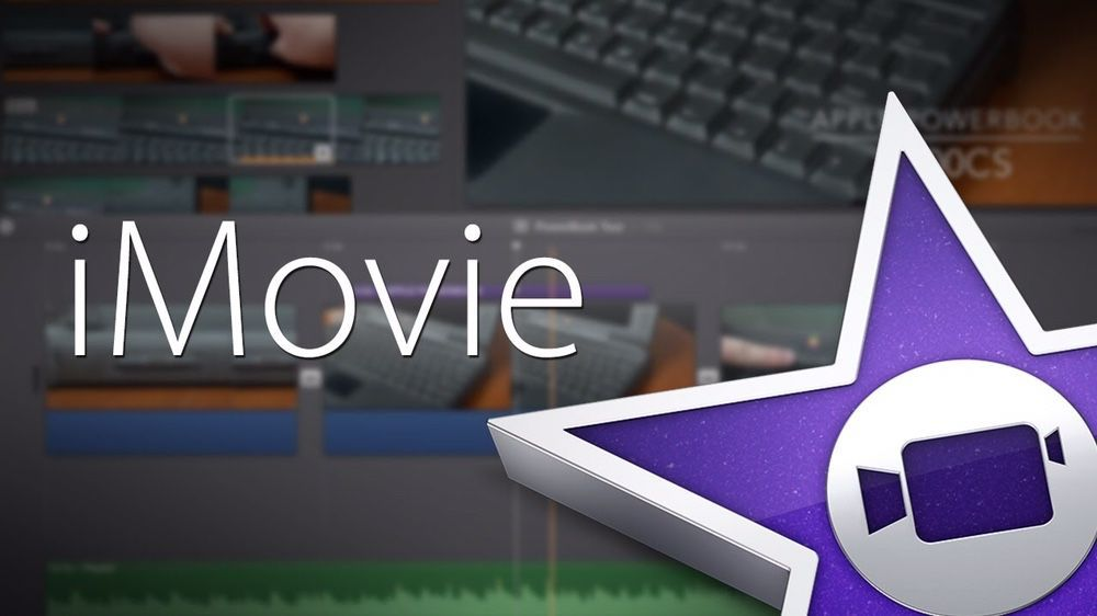 Vendo IMovie para Mac