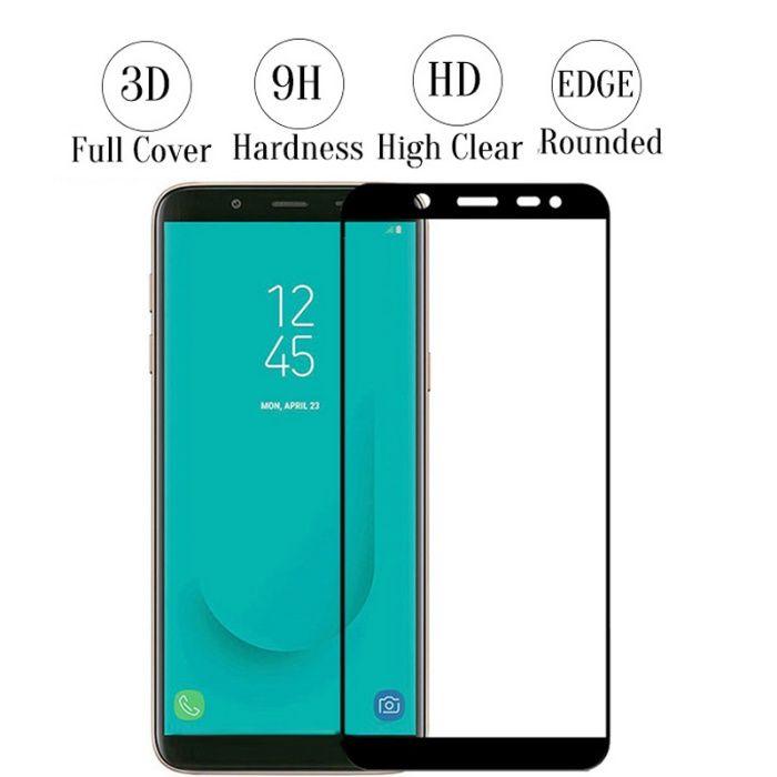 Folie Sticla 3D Samsung J4 2018, J6 2018, J8 2018