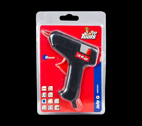 Pistol de lipit + 25 stick din silicon