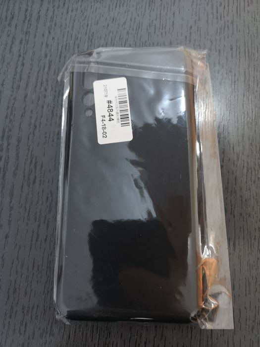Husa spate Huawei p20 neagra