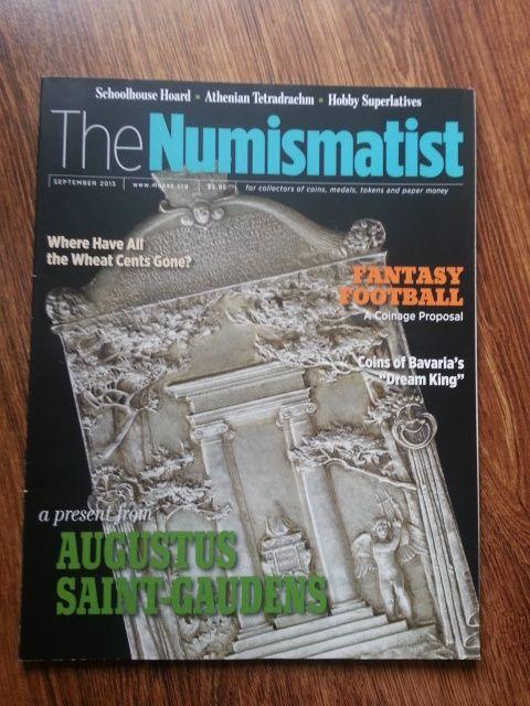 Списания..The Numismatist..6 бр.