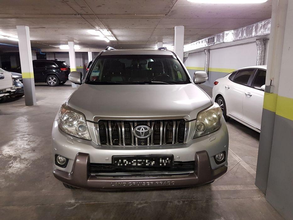 Toyota Prado VXL DIESEL