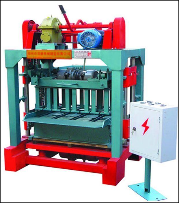 Станок для производства сплитерных блоков, шлакоблоков