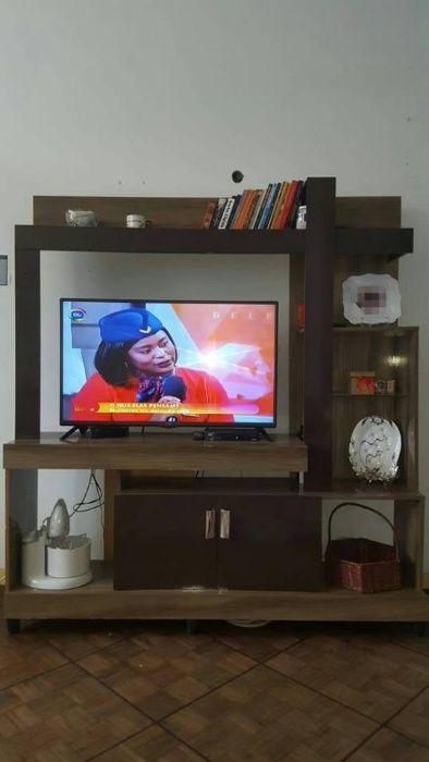 Estante de sala para TV