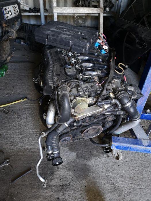 Motor , injector , chiuloasa , piston , vibrochen ,axa cu came bmw e60