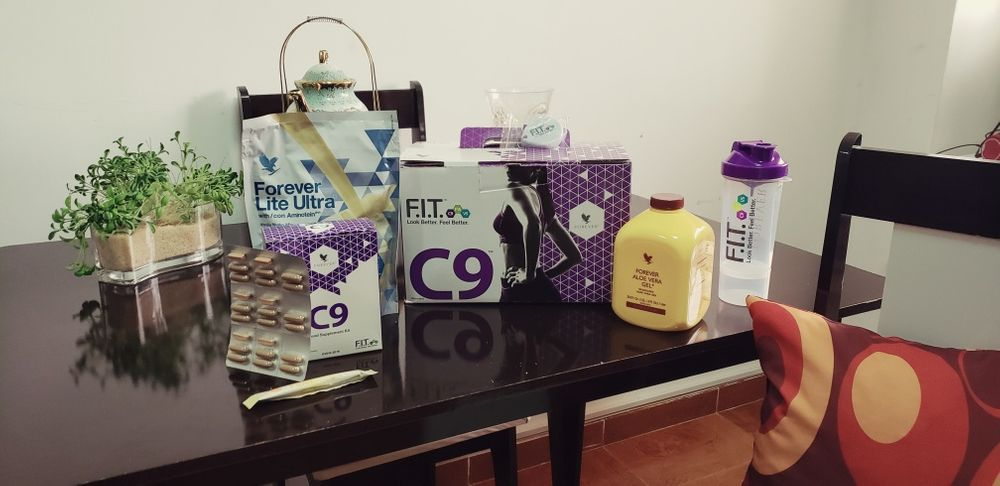 Kit FIT de Forever Living (C9)