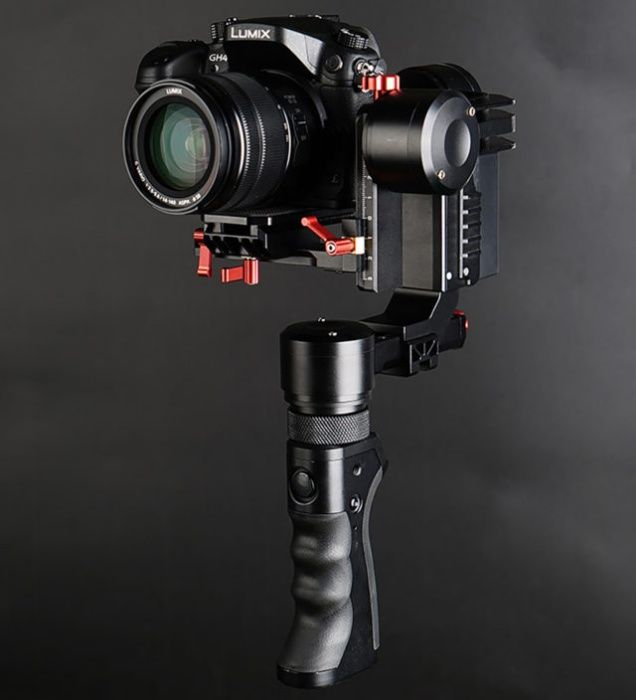 CAME-OPTIMUS 3 Axis Gimbal Camera