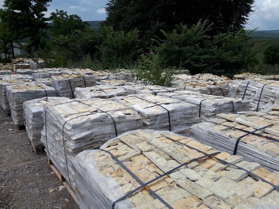 Piatra naturală Focsani -la preturi de producator