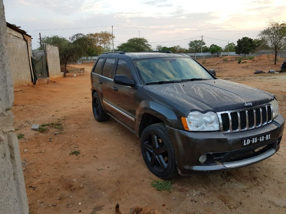 Vendo excelente Jeep grand cherokee V8
