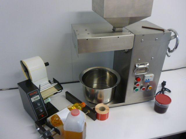 Extractor universal - Presa ulei cu presare la rece - produs nou