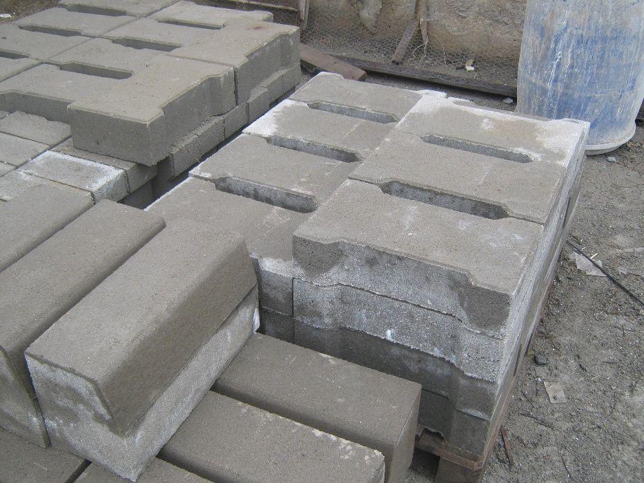 Placute carosabile din beton pentru rigole