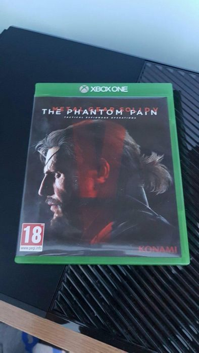 Metal Gear Solid V - The Phantom Pain - Xbox One