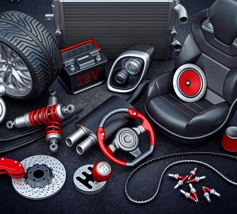 Vendemos peças para todas marcas e material de alta performance