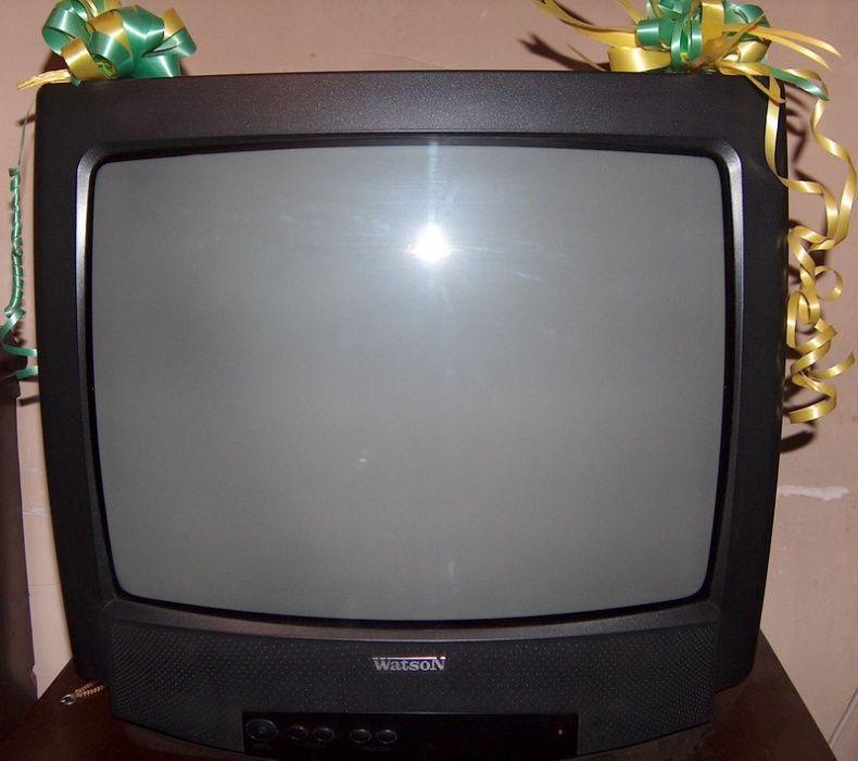 televizor Watson CRT cu defect reparabil