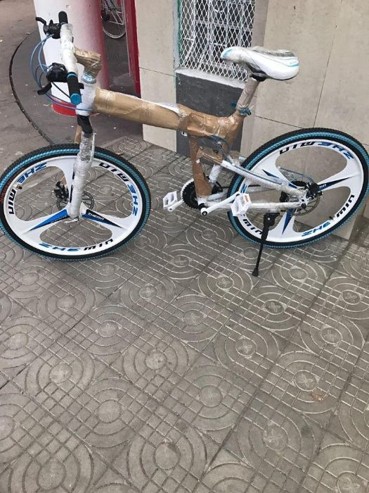 Bikes Nova tamanho 26