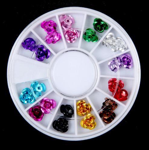 Розички в цветове металик за маникюр гр. Добрич - image 1