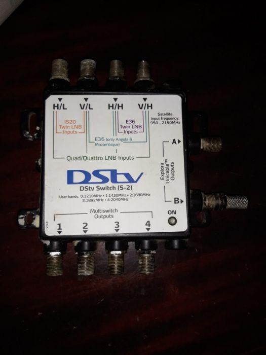 Quadro DSTV