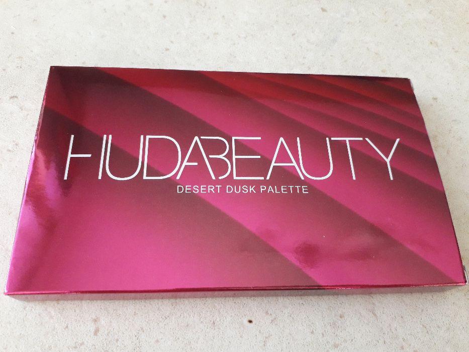 008 нова палитра сенки за очи Худа дезърт Huda Beauty Desert Dusk